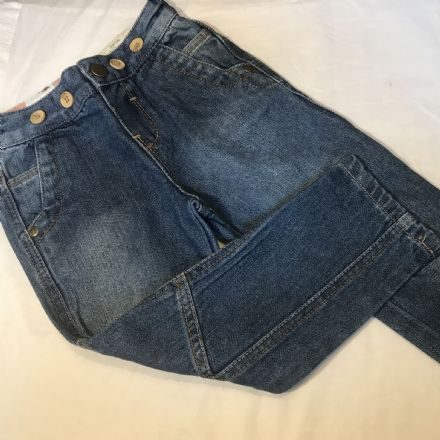 18 - 24 Month Mid Blue Jeans